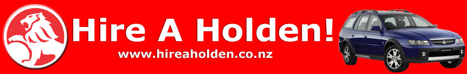 Hire A Holden - www.hireaholden.co.nz